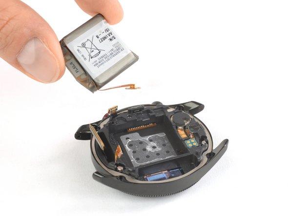 Reemplazo de la batería de Samsung Galaxy Watch3