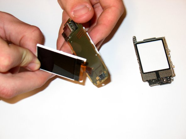Nokia 6102i Inside LCD Display Replacement