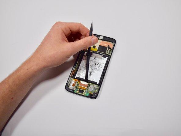 Motorola Moto Z2 Force Rear Facing Camera Replacement