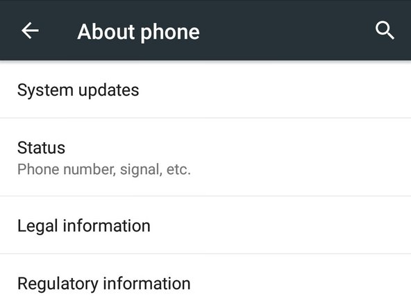 This step is only if Android version is not 5.1.1.