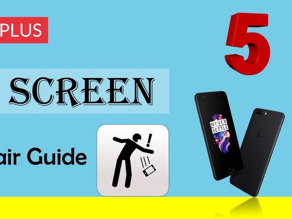 一加5 LCD屏幕更换