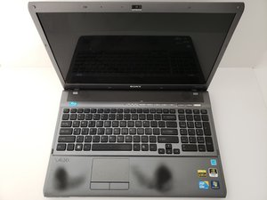Sony Vaio PCG-81114L