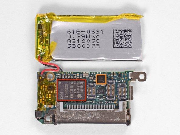 Main integrated circuits: