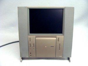Desmontaje de Macintosh veinte aniversario
