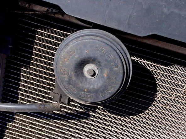 2010-2014 Subaru Legacy Horn Replacement