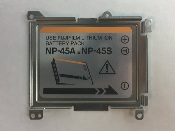 Instax Mini 90 Battery Contact Replacement