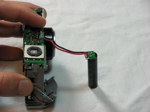 Kodak EasyShare C713 Capacitor Replacement