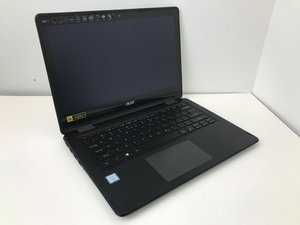 Acer Spin 5 SP513-51-57TP Repair