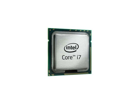 "iMac 27"" Late 2009 Intel Processor Replacement (EMC 2374)"