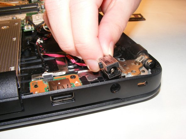 Toshiba Satellite C50D-A Power Jack Replacement