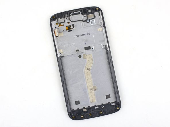 Motorola Moto E5 Play Screen Replacement