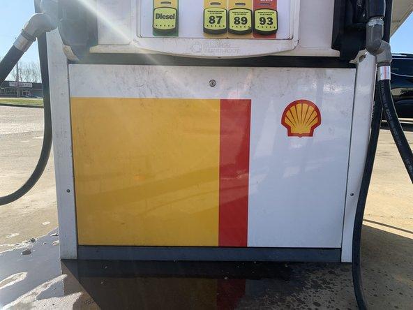 Gilbarco Fuel Dispenser Fuel Filter Replacement