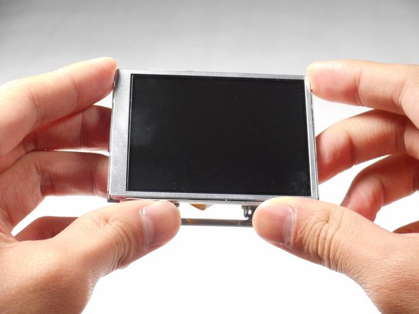 Nikon Coolpix P90 LCD Screen Replacement