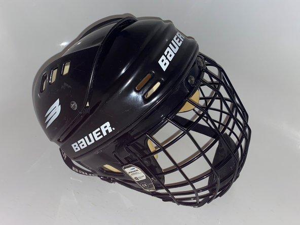 Hockey Helmet Cage Replacement