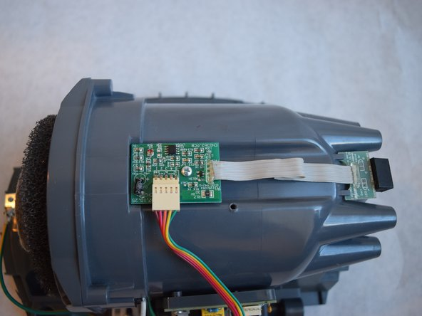 World Dryer Airforce J4-973A3 Sensor Board Replacement