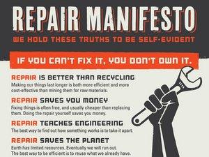 Credo der Reparaturtechniker