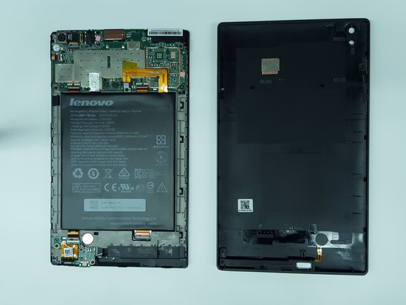 Lenovo Tab S8 Battery Replacement