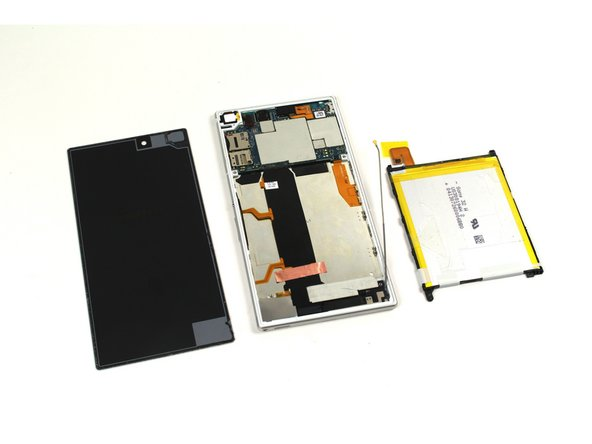 Sony Xperia Z Ultra Battery Replacement