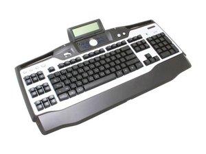 Logitech G15 Gaming Keyboard 1st Generation (867619-0403) Repair