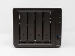 SYNOLOGY DS918 +: a complete disassembly in rules