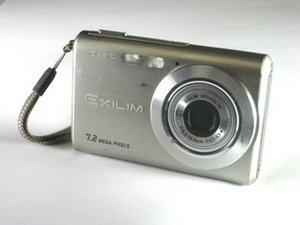Casio Exilim EX-Z70 Troubleshooting Guide