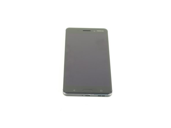 Nokia 6 Display Assembly Replacement