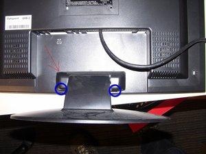 Repairing Viewsonic Optiquest Q9 Power supply repair capacitor replacement