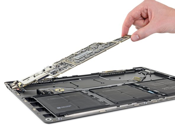 This teardown is moving fast, so let's remember to stop and smell the chips: