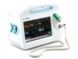 Welch Allyn Connex Vital Signs Monitor 6000 Troubleshooting
