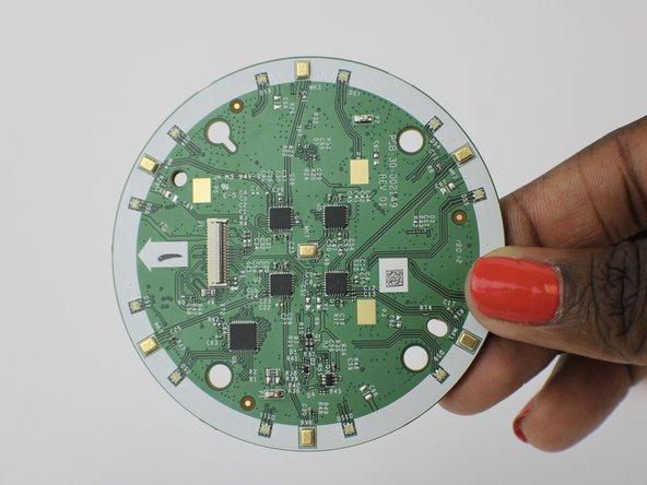 Amazon Echo Dot 2nd Generation Analog to Digital Convertor Replacement