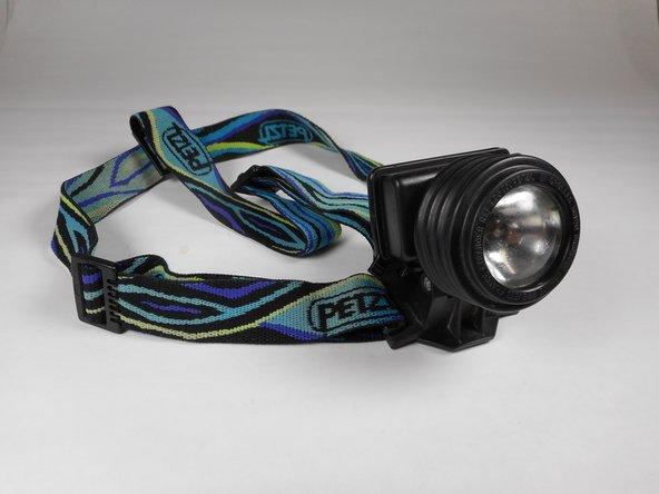 Petzl E03 050 Headlamp Light Bulb Replacement Guide