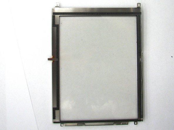 Remplacement du boîtier en plastique couvrant l'écran du Sony Reader Touch Edition PRS-600