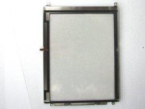 Boîtier en plastique couvrant l'écran