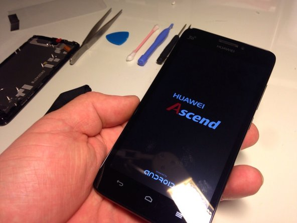 Huawei Ascend G630 Front Panel Assembly Replacement