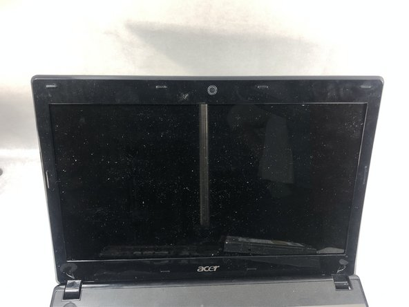 Acer Aspire 4741G-332G32Mn Screen Replacement