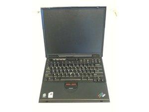 IBM ThinkPad T23 Repair