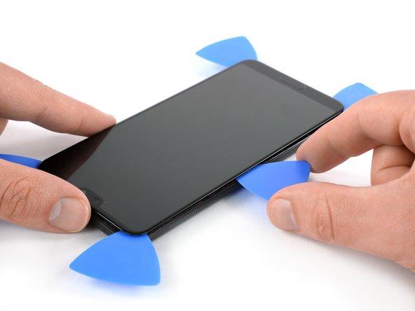 Huawei P20 Pro Vervanging van het scherm