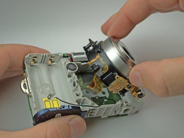 Nikon Coolpix L18 Lens Replacement