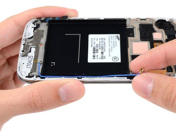 Samsung Galaxy S4のディスプレイアセンブリの交換