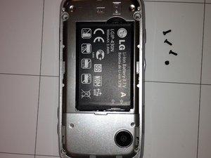 LG Prime GS390 Teardown