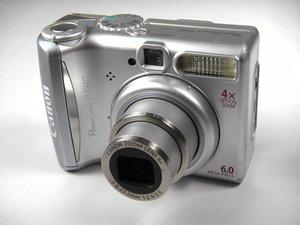 Canon PowerShot A540 Repair