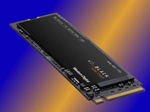 NVMe Drive/Sata SSD