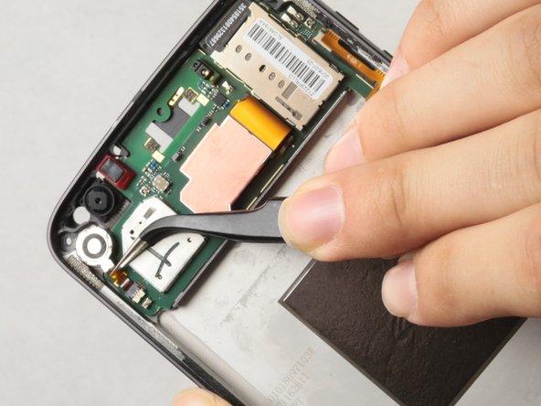 Motorola Moto Z Force Droid Vibrator Motor Replacement