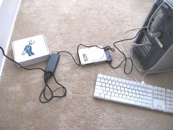 Recuperare dati da un vecchio computer