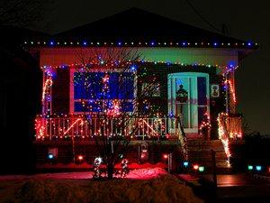 Reparación de LED Christmas Lights