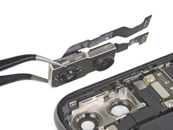 Austausch der Rückkameras am iPhone 11