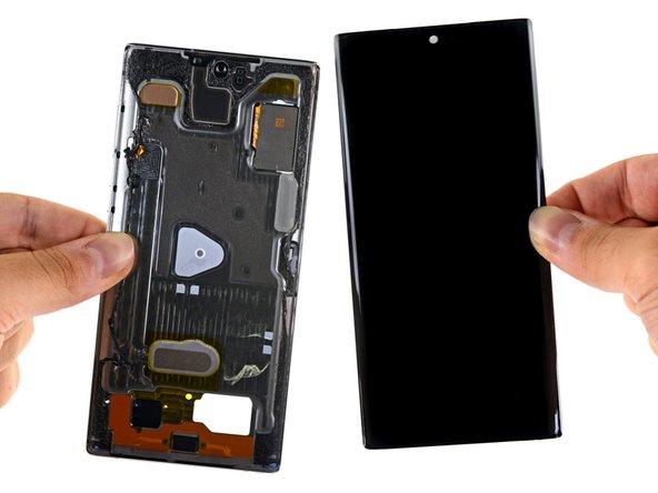 Samsung Galaxy Note10+ Vervanging van het scherm