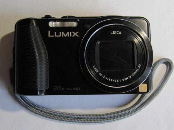 Panasonic Lumix DMC-TZ35 LCD Replacement