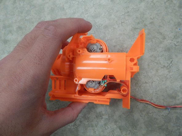 Nerf N-Strike Elite Hail-Fire Motor Replacement