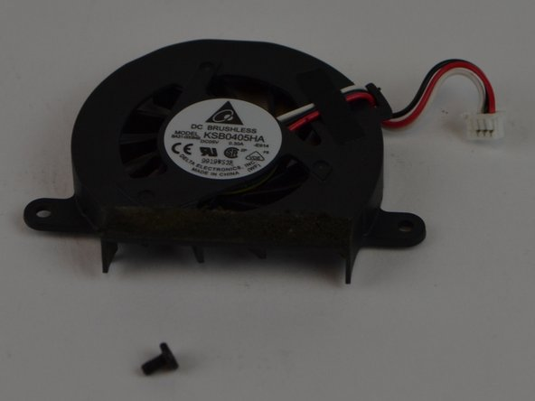Samsung NP-130-JA01US Fan Replacement